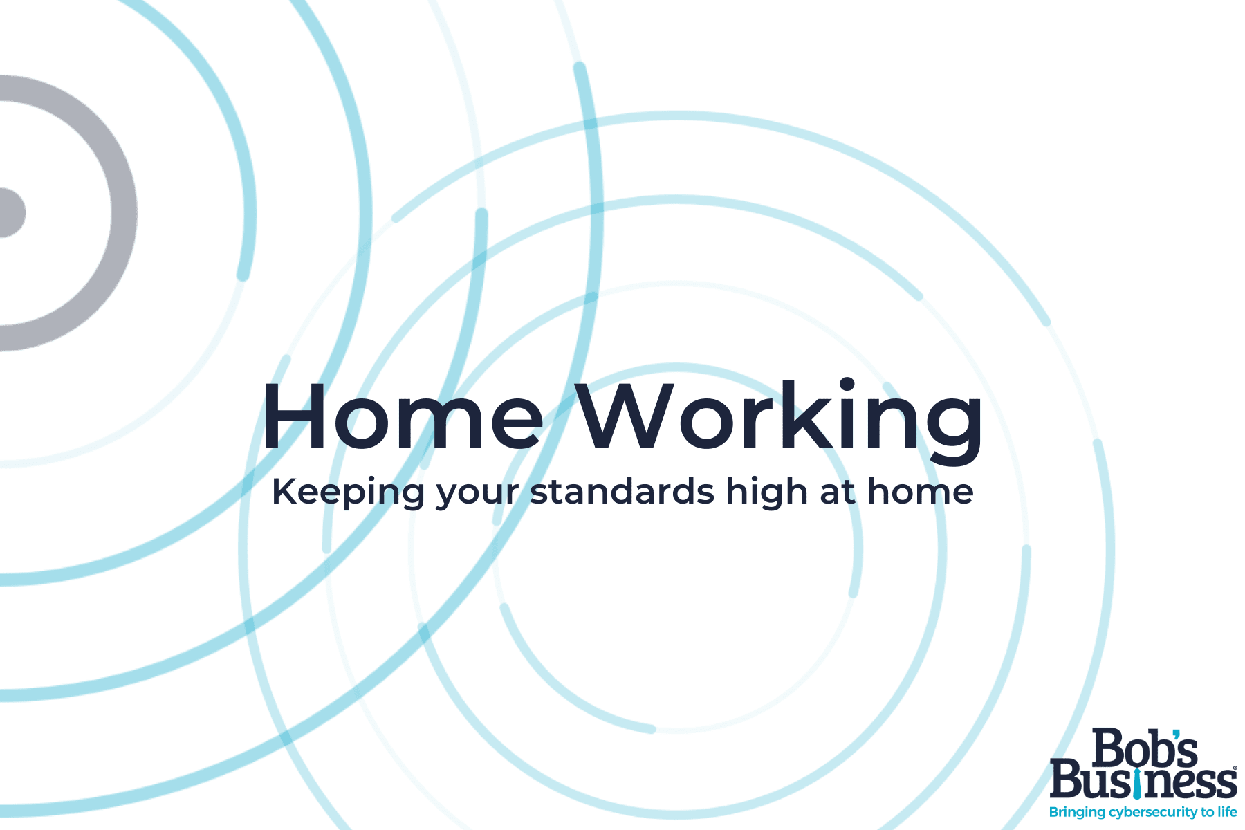 Home Working course
