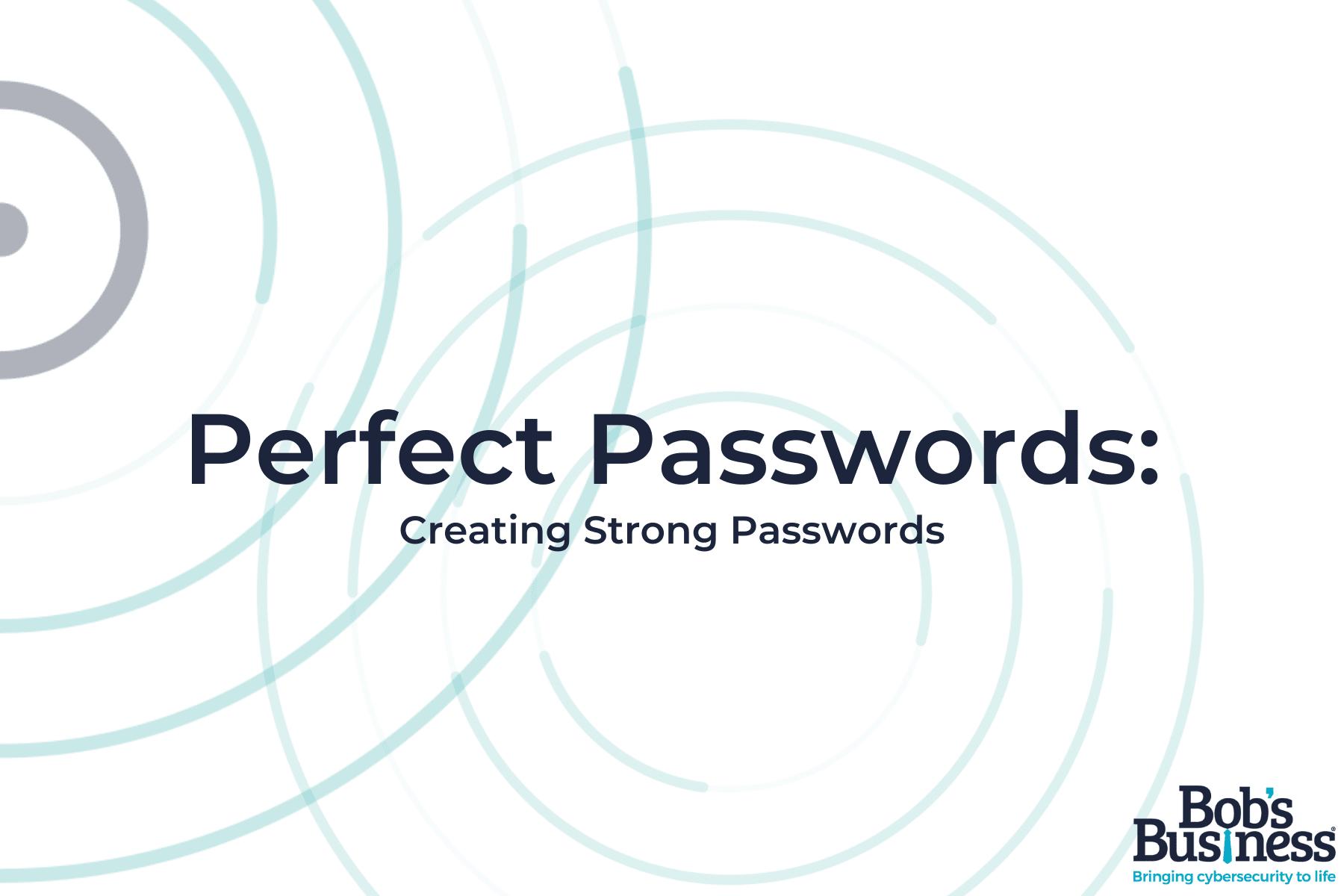 Creating password course