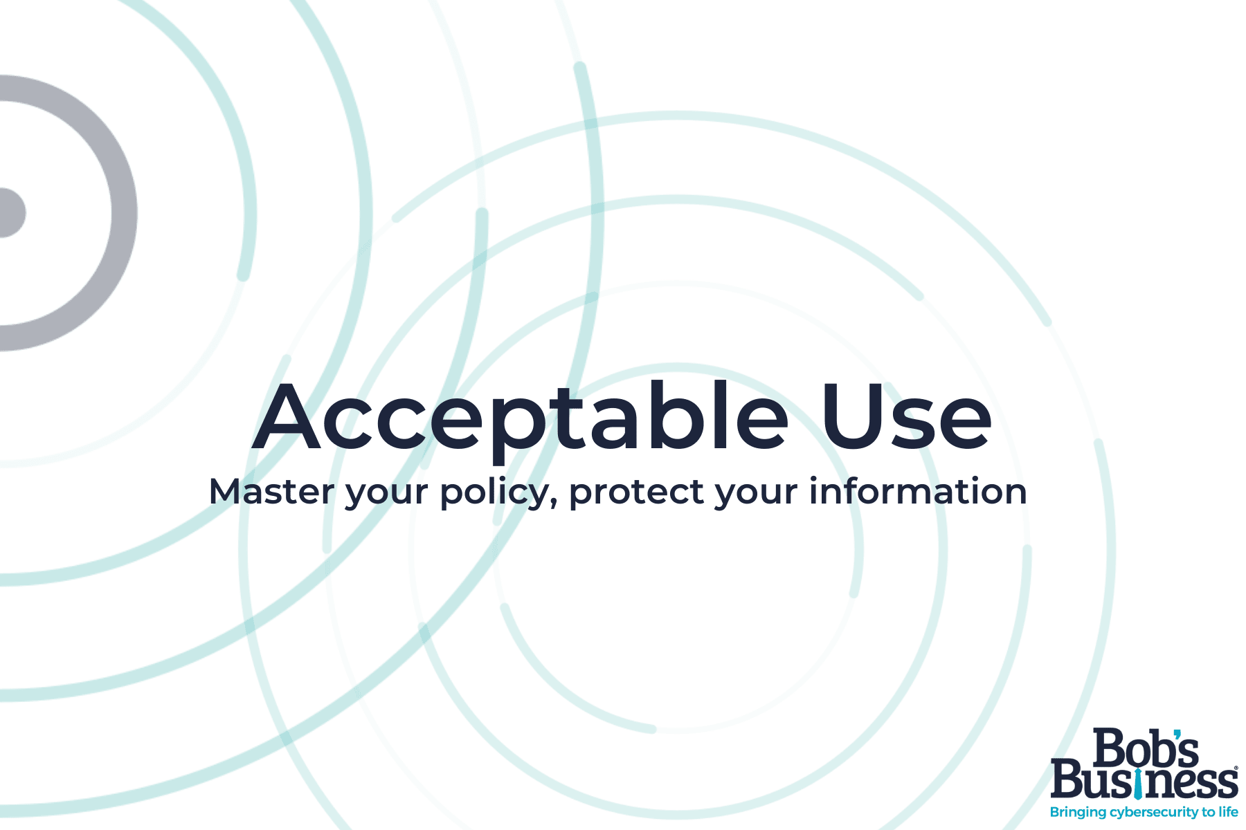 Acceptable Use Policy Course