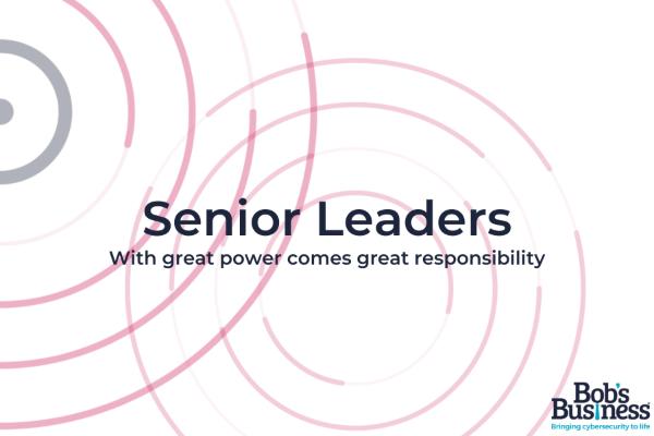 Senior Leaders course
